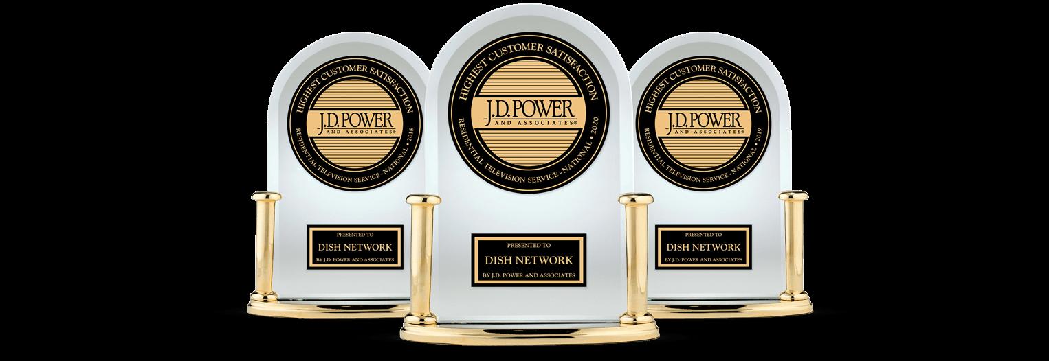 DISH Customer Satisfaction - Ranked #1 by JD Power - J&J Electronics of Appleton Inc in Appleton, WI - DISH Authorized Retailer